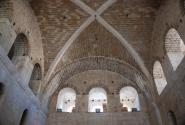 Свод центрального нефа. Храм Николая Чудотворца в Демре