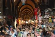 Египетский базар в Стамбуле.