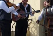 Чарда и ее музыканты.