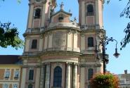 Эгер. Церковь св. Антония.