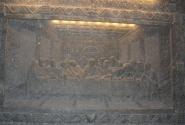 Соляные барельефы зала Св. Кинги.