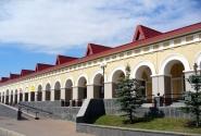 Гостиный Двор (бывшая Верхнеторговая площадь, ныне ул. Ленина)