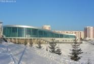 Здание нового Конгресс-Холла