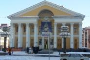 Старейший в городе кинотеатр Родина