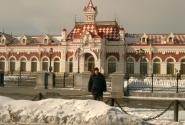Вокзал в Екатеринбурге