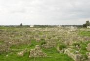 остатки города Угарита