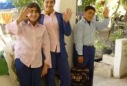 школьники Латакии