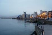 рассвет в Бейруте
