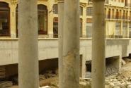 останки древностей юрфака