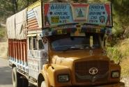 такие весёлые грузовики