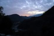закат в Манди