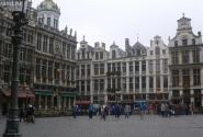 Бельгийская Гранд-Пляс