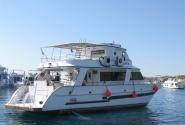 Супер-мега-яхта Eshta! =)