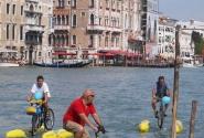 Венеция. Ударим, други, велопробегом и весной - по кризису и бездорожью!