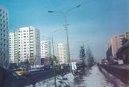 Улица Мира в Улаан-Бааторе