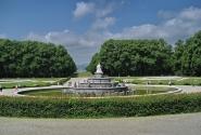 Фонтан во дворце Херренкемзее