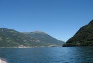 На озере Комо
