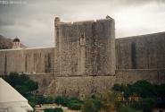 Вот она какая крепостная стена!