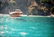 Путешествие на яхте в открытое море