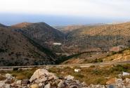 горы на Крите