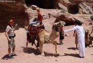 особенности Иорданской езды