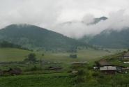 Алтайская деревушка