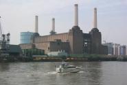 Электростанция Баттерси.