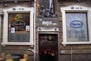 The Beatles shop