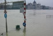 Наводнение в Будапеште