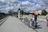 Платформа метро