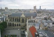 Вид с Центра Помпиду