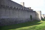 Каркасон, между стенами