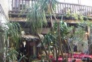 Каркасон-ресторан, летняя часть