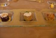CAPRI PALACE - авторская кухня - десерт