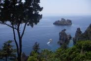 Вид на море и острова
