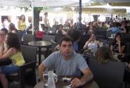 КЕРКИРА.В кафе