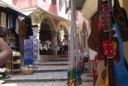 КЕРКИРА. Уличная торговля