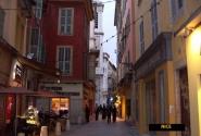 Ницца, старый город