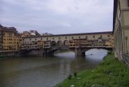Флоренция. Золотой мост