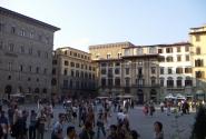 Флоренция. Главная площадь