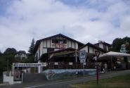 ресторан на озере