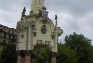 С.Себастьян, фигуры на мосту
