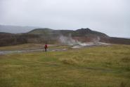 Вот она долина гейзеров