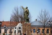 Центральная площадь Боровска.
