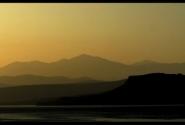 Закат где-то неподалеку от острова Санторини