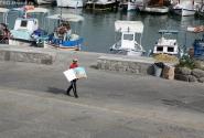 Остров Эгина. Местный турбизнес ждет Вас!