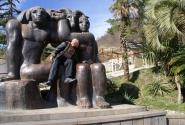 Холодные абхазские девушки