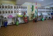 Новоафонский музей боевой славы 1992-1993. Внутри