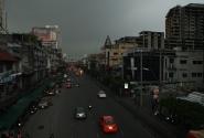 Бангкок перед тропическим ливнем 2 часа дня