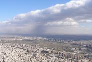 В Дамаске где-то дожди...